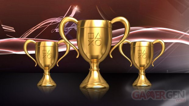 trophees playstation Game of the Year Awards