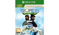 TROPICO5 PENULTIMATE UK XOne 2D Packshot
