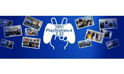 Try PlayStation 4 ps4 24.01.2014