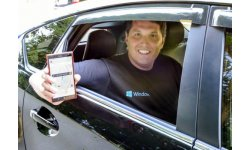 uber windows phone
