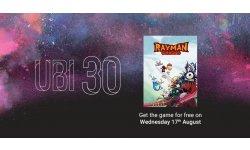 Ubi 30 Rayman Origins