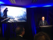 ubisoft quebec assassin creed syndicate conference presse annonce photos launch party   14