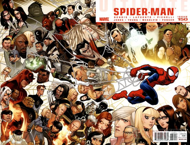 Ultimate Spider Man Vol 1 150