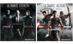 ultimate stealth action triple pack square enix 1
