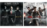 ultimate stealth ultimate action deux triple pack annonces par square enix