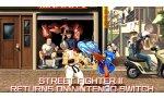 ultra street fighter ii the final challengers une premiere bande annonce nostalgique jeu combat