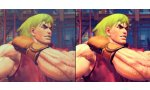 ultra street fighter iv comparaison graphique entre versions ps4 et pc