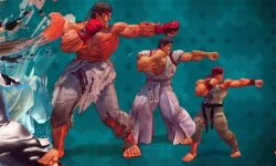 Ultra Street Fighter IV head