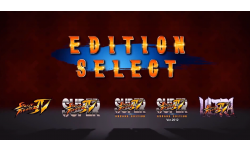 Ultra Street Fighter IV Se?lection personnages