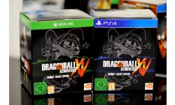 UNBOXING Dragon Ball Xenoversez PS4 XBOX ONE  (27)