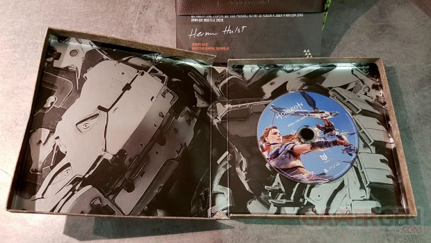 UNBOXING   Horizon Zero Dawn Kit Press   0010