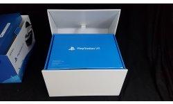 Unboxing PSVR PlayStation VR casque Sony réalité virtuelle 0011