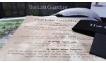 UNBOXING - The Last Guardian : déballage maison du superbe kit presse