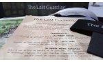 UNBOXING - The Last Guardian : déballage maison du superbe kit presse