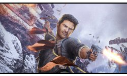 Uncharted 2 Among Thieves artwork 1