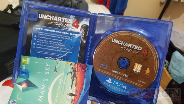 Uncharted 4 A Thief End disponible photo image (1)