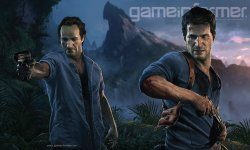 Uncharted 4 A Thief's End 06 01 2014 couverture Game Informer