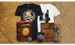 Uncharted 4 A Thief's End 14 04 2016 goodies
