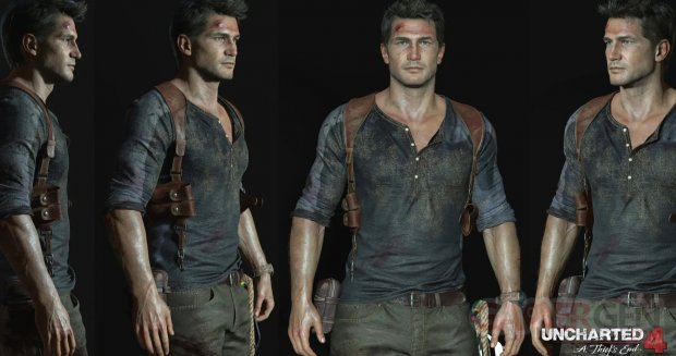 Uncharted 4 A Thief's End 17.12.2014  (1)