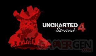 Uncharted 4 A Thief's End Mode Survie 21 11 2016 art