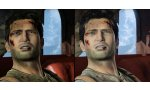 uncharted the nathan drake collection comparaison video entre versions ps3 et ps4 among thieves