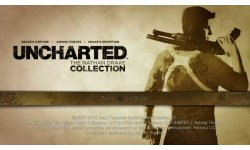 Uncharted The Nathan Drake Collection menu 1