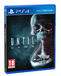 Until Dawn jaquette 1