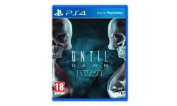 Until Dawn jaquette 3