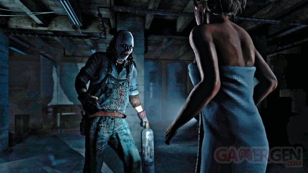 Until Dawn screenshot
