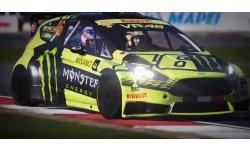Valentino Rossi The Game head