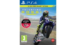 Valentino Rossi The Game jaquette