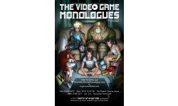 Video Games Monologues Affiche
