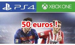 vignette FIFA 16 promo 50 euros pricemonister