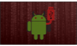 vignette malware android USB virus GG Android