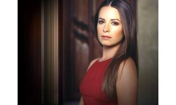 virtual violence leads to actual violence actress holly marie combs condemns video games.