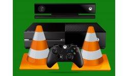 VLC Xbox One vignette