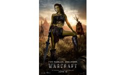 Warcraft film affiche 2