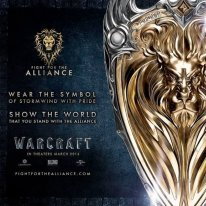 Warcraft film movie 08 11 2014 poster 1