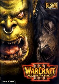 Warcraft III Blizzard