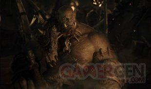 Warcraft, le film image Orgrim 2