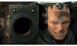 Warhammer 40000 Inquisitor Martyr head