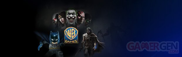 Warner Bros Games banner 2014