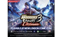 Warriors Orochi 3 Ultimate 22 05 2014 annonce