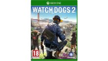 wATCH DOG 2 JAQUETTE XBOX oNE
