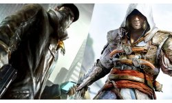 Watch Dogs Assassins Creed 4