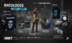 Watch Dogs Collector nord américain