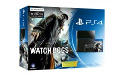 watch dogs ps4 bundle pack