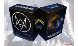 watch dogs unboxing déballage vigilante edition 0004