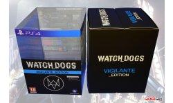 watch dogs unboxing déballage vigilante edition 0007