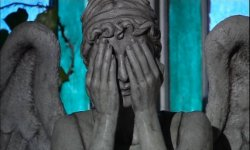 weeping angel hands doctor who